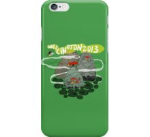 Wellington 2013 iPhone Case/Skin