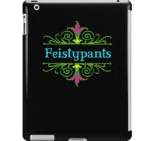 Feistypants iPad Case/Skin