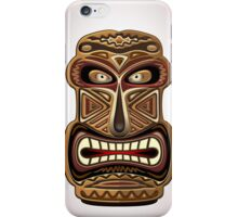 Africa Ethnic Mask Totem iPhone Case/Skin