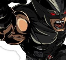 X-Force Wolverine Sticker