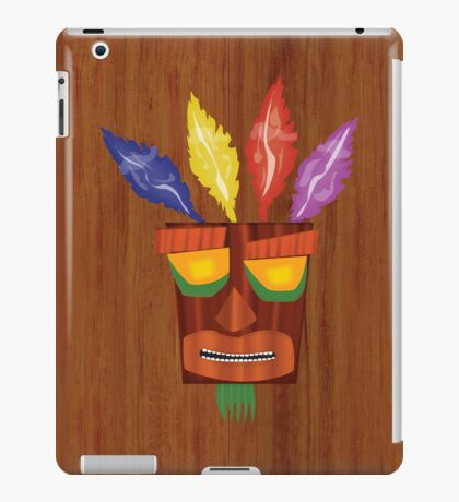 Aku Aku iPad Case/Skin