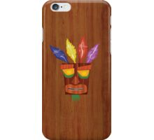 Aku Aku iPhone Case/Skin