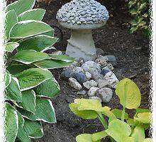 Stone Mushroom by Kenneth Hoffman