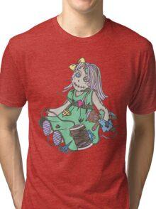 Voodoo Girl Tri-blend T-Shirt