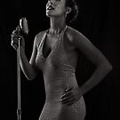 Jazz Singer by Peter O'Hara