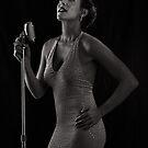 Jazz Singer by Peter O'Hara