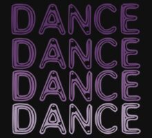 Simple Dance Design by shakeoutfitters