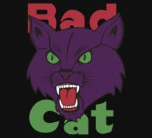 Bad Cat Fireworks Kids Clothes
