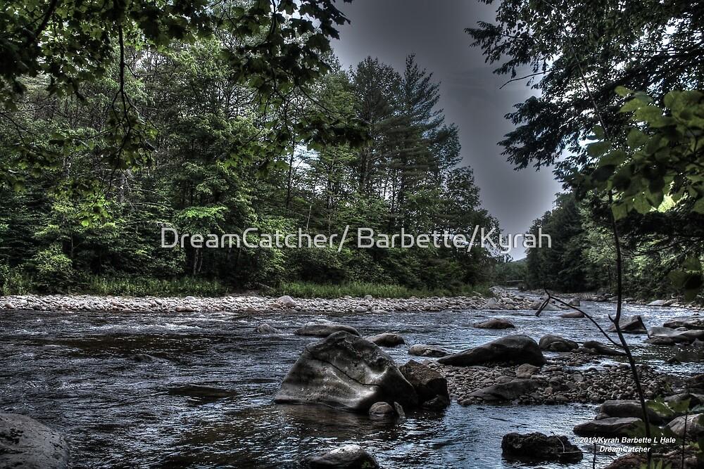 River Gorge  by DreamCatcher/ Kyrah