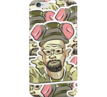 Heisenberg Making Ice iPhone Case/Skin