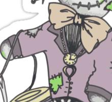 Voodoo Boy Sticker