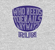 Runners Toenails Unisex T-Shirt