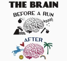 Runners Brain by House Of Flo