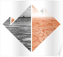 Nature Lovers - Ice and Desert Poster
