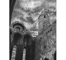 Áillidh-The Rock of Cashel Ireland by Gary Rudisill Photographic Print