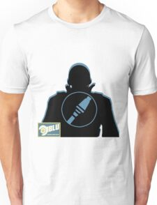 BLU Soldier - Team Fortress 2 Unisex T-Shirt