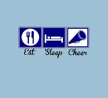 Eat, Sleep, Cheer Unisex T-Shirt