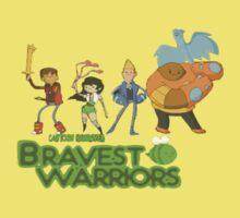 Bravest Warriors Kids Clothes