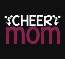 Cheer Mom by shakeoutfitters