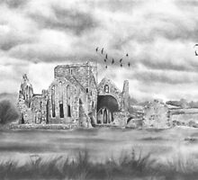 The Abbey by Gary Rudisill by garyrudisill