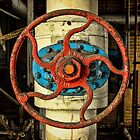 Red Wheel by Kyle Wilson