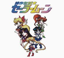 Sailor Team by KingsofHell