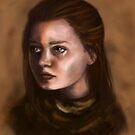 Arya Stark by LauraMSS