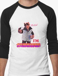 I'm Fabulous Men's Baseball ¾ T-Shirt