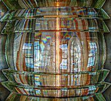 Stunning Fresnel lens by Jane Neill-Hancock
