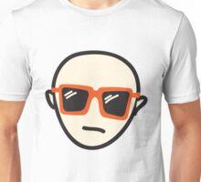 I dont care face Unisex T-Shirt