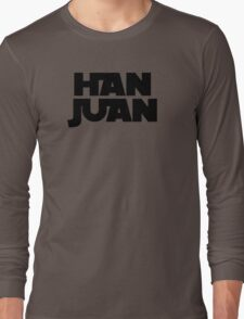 HAN JUAN - Alternate Long Sleeve T-Shirt