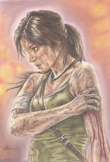 Miss Croft by Jade Jones