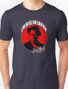 Big in Japan - Tom Waits T-Shirt
