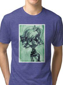 Lomo Cyborg Tri-blend T-Shirt