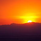 Painted Desert Sunset by Craig Durkee