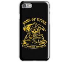 Son Of Steels Pittsburgh Steelers iPhone Case/Skin
