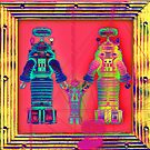 Robot Family 2 by RichardSmith