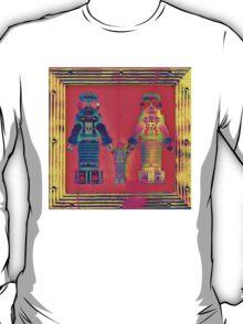 Robot Family 2 T-Shirt