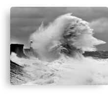 Porthcawl Lighthouse Canvas Print