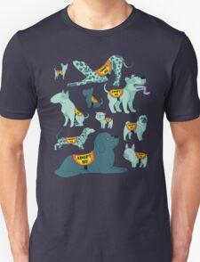 Adopt a Dog Unisex T-Shirt
