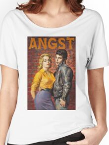 Angst Women's Relaxed Fit T-Shirt