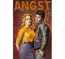 Angst Photographic Print