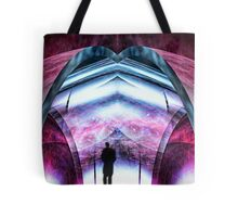 Follow You Follow Me Tote Bag