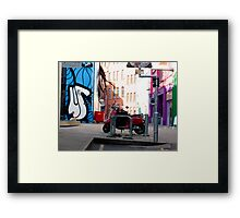 5DoDigbeth32 Framed Print