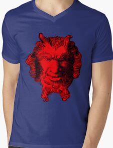 Pan Mens V-Neck T-Shirt