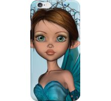 Blue Fairy iPhone Case/Skin