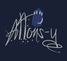 Who's Your Doctor (Allonsy) by laderhader