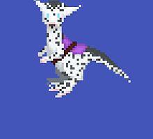 Pixel / 8-bit Star Wars Taun Fawn by Kadoodles