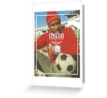 Eusebio Greeting Card