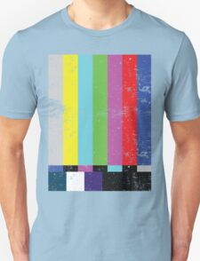 TV test Lines  T-Shirt